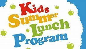 Summer Food Programs