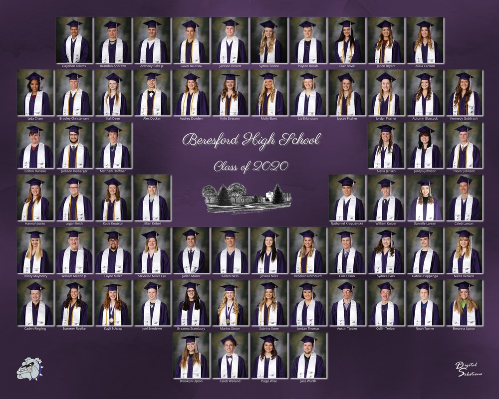 BHS Class of 2020--Senior Academic Awards Program