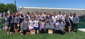 "Boys 4th & Girls 5th at State ""A"" Track & Field Meet"