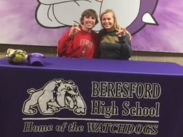Nelson and Atwood Sign National Letters of Intent