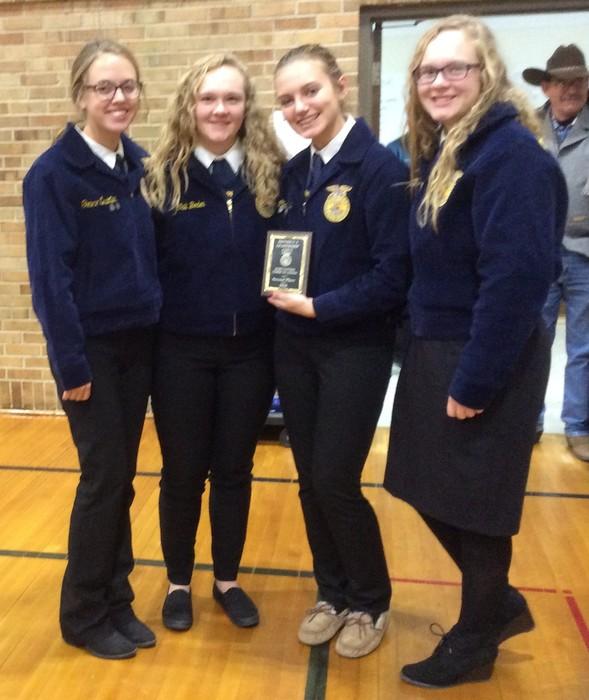 Ag Communications Team 2nd