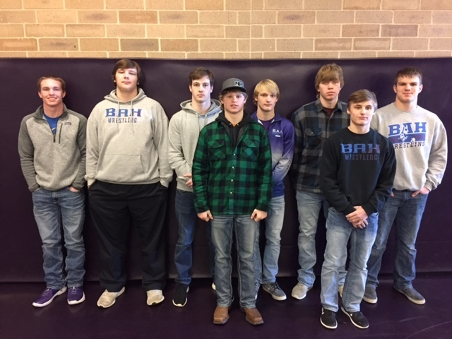 "BAH State ""A"" Wrestling Qualifiers"