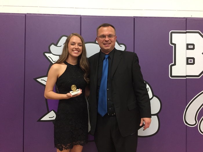 Grace and Mr. LeMaster