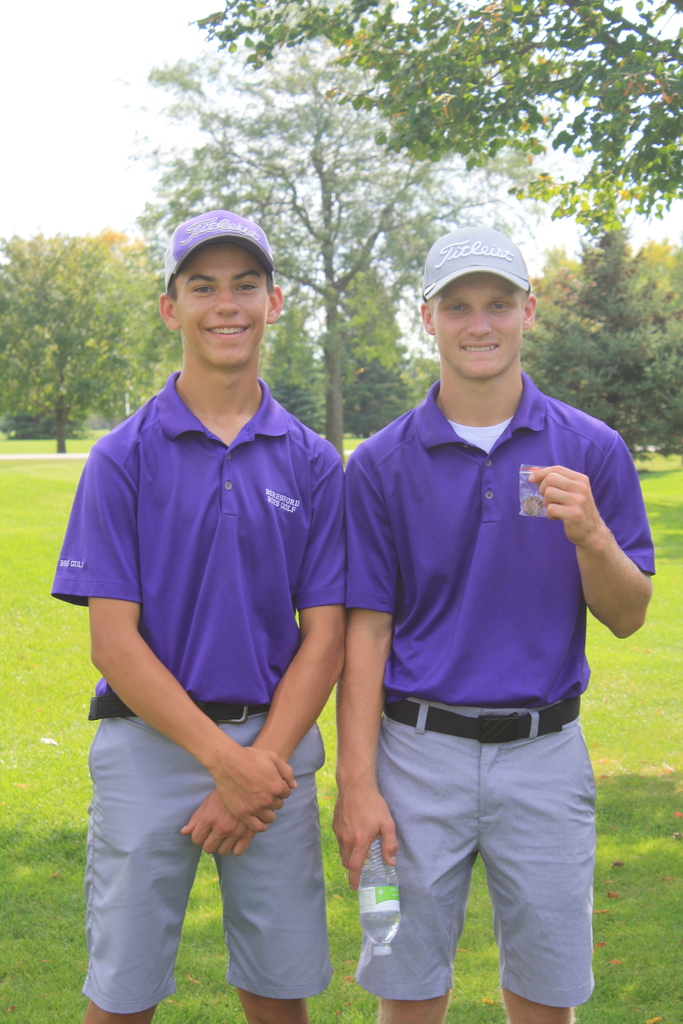 "Bautista and Borah Qualify for State ""A"" Golf"