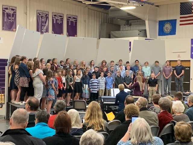7th-8th Grade Choir