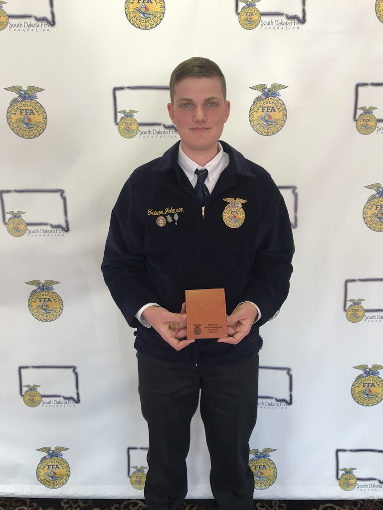 Trevor Johnson 3rd Ag Broadcasting