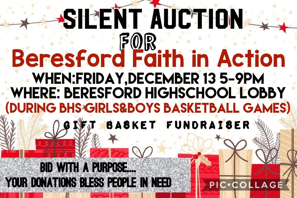 Silent Auction for Faith in Action